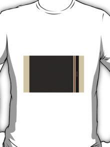 BLACK & TAN CLASSIC EXECUTIVE DESIGN, ARTIST NAME  T-Shirt