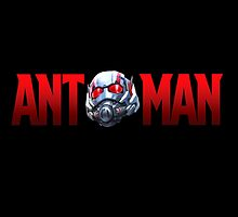 Antman Shirt by ThePeacockMan