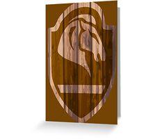 Whiterun Hold Shield Greeting Card