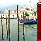 Overcast day in Venice by hans p olsen