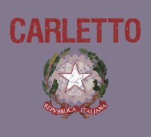 Carletto Surname Italian Kids Clothes