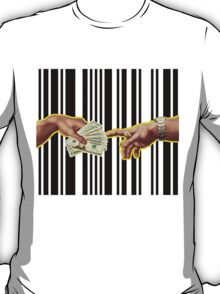 The Creation of Greed T-Shirt
