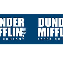 Dunder Mifflin by talkpiece