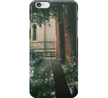 Double exposure iPhone Case/Skin