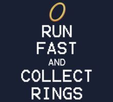 Run Fast and Collect Rings by ScottW93