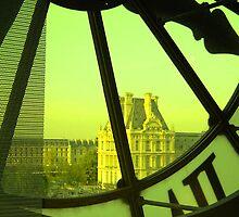 The Clockwork vert by HamRadio