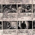 Horror Storyboards by Evan Lole