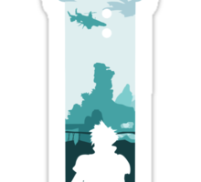 Cloud Strife - Buster Sword Sticker
