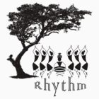 Tribal dance : Rhythm by ramanandr
