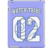 Water Tribe Jersey #02 iPad Case/Skin