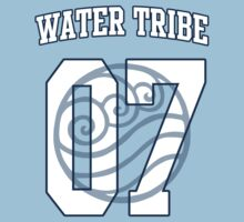 Water Tribe Jersey #07 by iamthevale