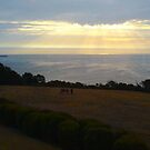 Sunset from Mornington Peninsula by Ameel Khan