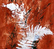 The Gorge Ferns by Ann Williams-Fitzgerald
