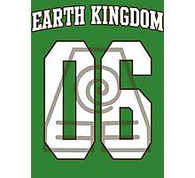 Earth Kingdom Jersey #06 Photographic Print