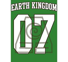 Earth Kingdom Jersey #07 Photographic Print