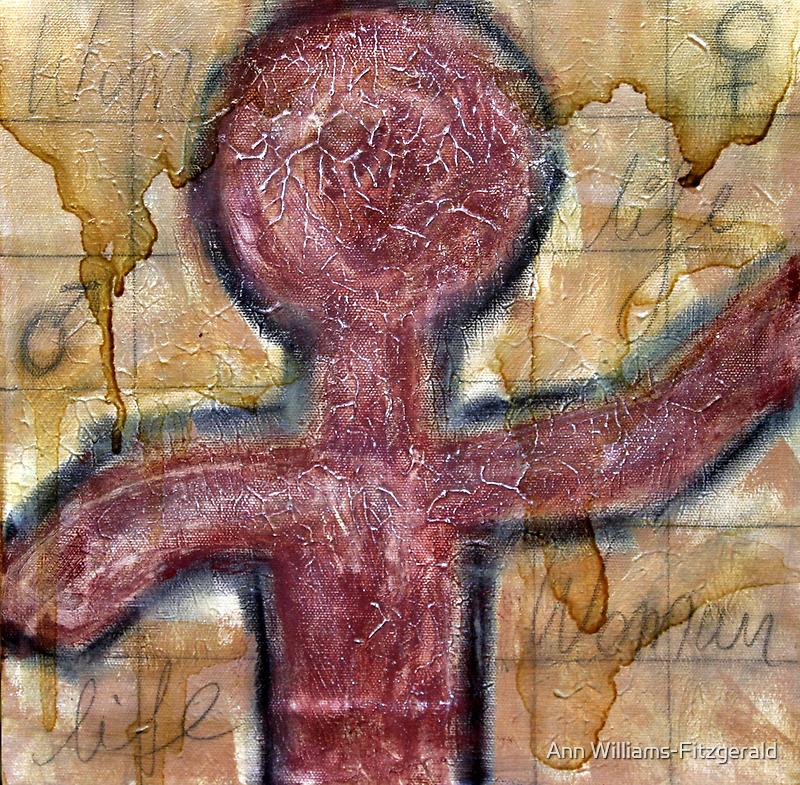 Woman #2 by Ann Williams-Fitzgerald
