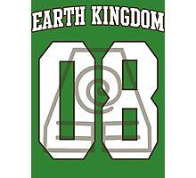 Earth Kingdom Jersey #08 Photographic Print