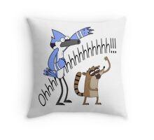 Regular Show Throw Pillow
