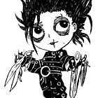 Edward Scissorhands by Tony Heath