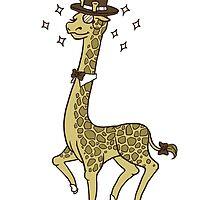 Dapper Giraffe by Tevokkia