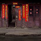 Back street, Datong, China 2006 by John Tozer