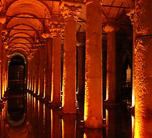 Cistern by Grant Bissett
