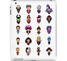 Disney Villains - Collective iPad Case/Skin