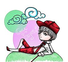 G-dragon Get your crayon!  by nami2160