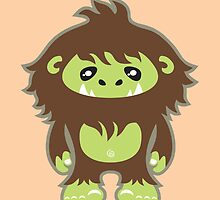 Big Foot by prettycritters