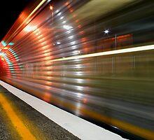 Night Train by Mark Snelson