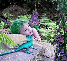 Lizard Gully by Ivy Izzard