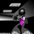 Miles Davis by Leigh Canny