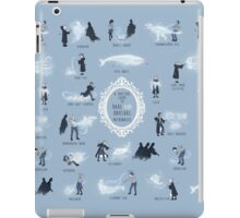 A Guide to Rare and Unusual Patronuses iPad Case/Skin