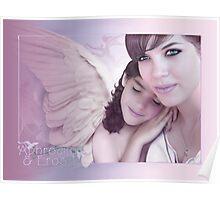 Aphrodite and Eros Poster