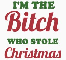 stole christmas by Glamfoxx