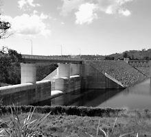 Holding Back the Water by Wayne  Nixon  (W E NIXON PHOTOGRAPHY)