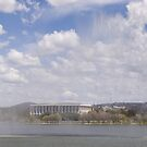 Lake Burley Griffin by Shutterbug