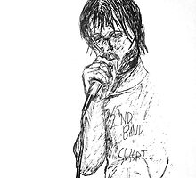 "Micheal ""Eyedea"" Larsen Portrait by xakskully"