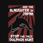 Protest the Taiji Dolphin Hunt 3 by Samuel Sheats