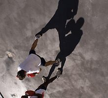 Sparring by Shutterbug