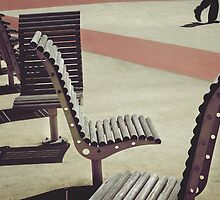 rhythm legs and the chair ensemble by meanderthal