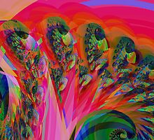 Spiral Metamorph by Geoff French