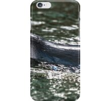 Swimming Fairy Penguin iPhone Case/Skin