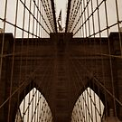 Brooklyn Bridge by Lee Burgess