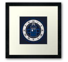 Doctor Who Legacy - 13 Doctors Framed Print
