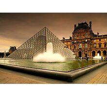 Musée du Louvre Photographic Print