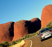 Fastest Way to the Olgas by Ash Simmonds
