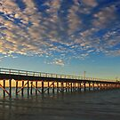 Urangan Pier at Hervey Bay by Darren Stones