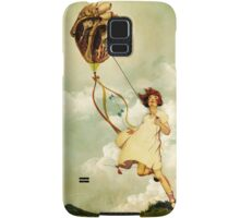 My heart and I Samsung Galaxy Case/Skin