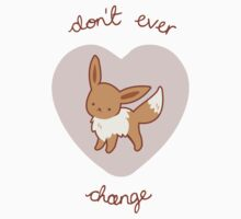 Eevee Valentine V2 Kids Clothes